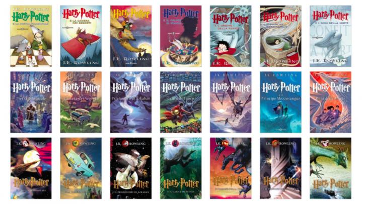 Così Harry Potter ha formato i nuovi lettori